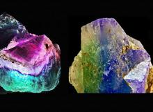 Gem stone Fluorite